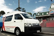 Gold Coast Theme Park Transfer -
