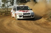 Two Car Rally Blast 16 Lap Experience in SA - Rally Driving
