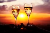 Tallship Wine and Canapes Dinner Cruise -