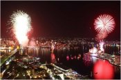 New Years Eve Fireworks Spectacular -