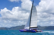 Camira Sailing Adventure to Whitehaven Beach