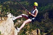 Rockclimbing and Abseiling Adventure -