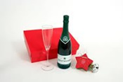 Christmas Bubbles and Chocolates Hamper -