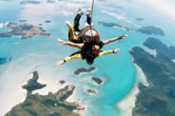 Ultimate Adrenalin Rush Skydive over Airlie Beach -
