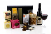 Executive Red or White Wine Christmas Hamper -