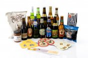 Boutique Beer and Snacks Hamper -
