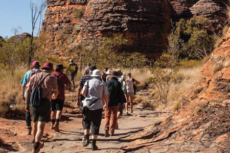 5 Day Broome to the Bungle Bungles - Bushwalking, Nature & Wildlife