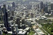 Melbourne City Skyline Scenic Flight - Melbourne CBD