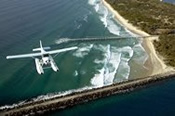 Day Trip to South Stradbroke Island by Seaplane -
