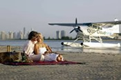Romantic Island Picnic by Seaplane -