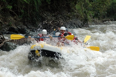 Murray River Rafting Adventure -