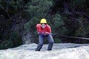 Blue Mountains Abseiling and Canyonning Full Day Adventure -
