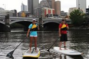 Stand Up Paddle Boarding Yarra River Tour -