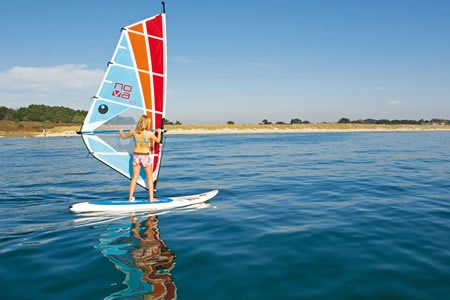 Individual One on One Windsurfing Lesson - Surf & Kite Surfing