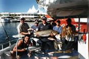 Half Day Gold Coast Deep Sea Reef and Game Fishing Charter -