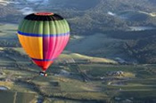 Private Hot Air Balloon Flight over the Yarra Valley for Two - Melbourne CBD