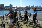 Gourmet Food Tour on Electric Bikes -
