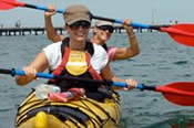 St Kilda Half Day Sea Kayak Tour -