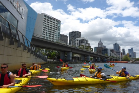 Half Day Melbourne City Sea Kayak Tour - Kayak & Canoe