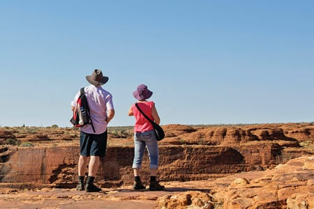 1 Day Kings Canyon Adventure -