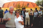 Ayers Rock (Uluru) Sunset Tour -