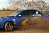 Subaru WRX Rally Drive plus Hot Lap