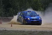 Subaru WRX STi Ultimate Thrill Rally Ride - Rally Driving