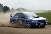 Subaru WRX Ultimate Thrill Rally Ride - Rally Driving
