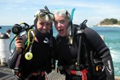 PADI Open Water Course -