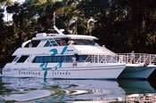 Frankland Island Reef and Island Day Cruise -