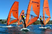 Four Hour Windsurfing Lesson -