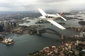 Scenic Joy Flight over Sydney and Surrounds -