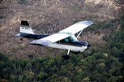 Trial Instructional Flight in a Citabria -