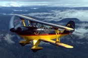 Aerobatic Joy Flight in a Pitts Special -