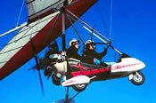 30 Minute Trial Microlight Flight -