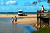 Fraser Island Beauty Spots Tour -
