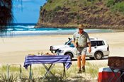 Full Day Personalised Fraser Island Tour -
