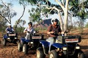 Alice Springs Quad Bike Rush Adventure - Alice Springs
