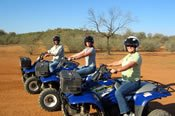 Alice Springs Quad Bike Undoolya Discovery - Alice Springs