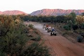 Alice Springs Quad Bike Two Station Tour - Alice Springs