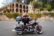 Two Hour Lobethal Harley Davidson Motorcycle Cruise from Adelaide City -