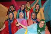 Belly Dancing Hens Party For Up to 30 People - Canberra CBD