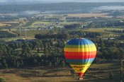 Exclusive VIP Hot Air Balloon Flight over the Hunter Valley for Two -