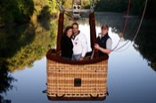 Ultimate VIP Hot Air Balloon Flight over the Hunter Valley for Two -