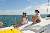 Champagne Sailing Yacht Cruise -