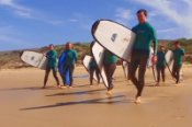 Great Ocean Road Surfing Tour -