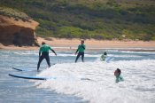 Two Hour Surfing Lesson at Torquay -