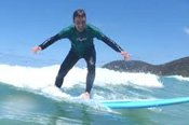 Private Coaching Surfing Lesson at Torquay -