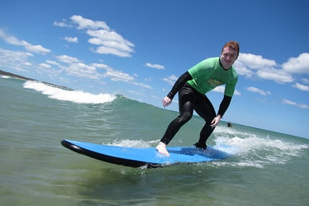 One Day Great Ocean Road Surfing Experience Tour - Melbourne CBD