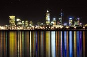 Perth City of Lights Dinner Cruise -